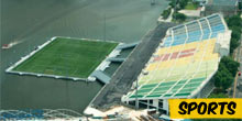 12 Worlds weirdest stadiums