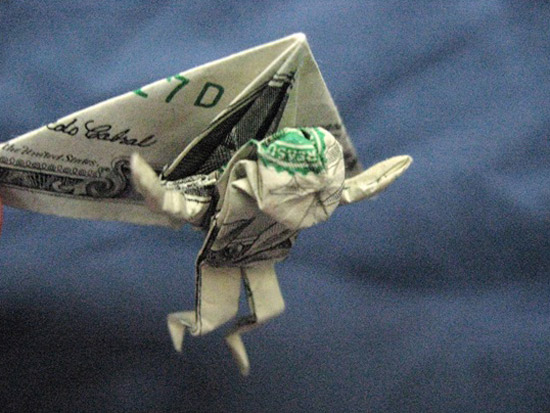 Money Origami: Fun things to do with your cash | D ... - photo#35