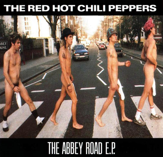 "The Beatles ""Abbey Road"" album cover has inspired many musicians"