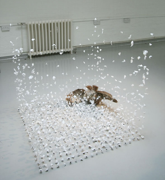 Amazing sculptures that look like they are in motion (9)