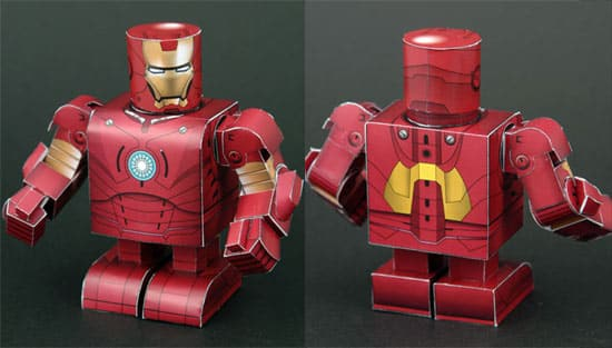 iron-man-papercraft
