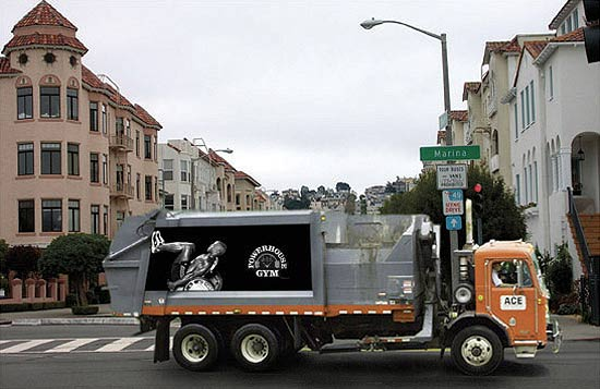 powerhouse-gym-ad-truck