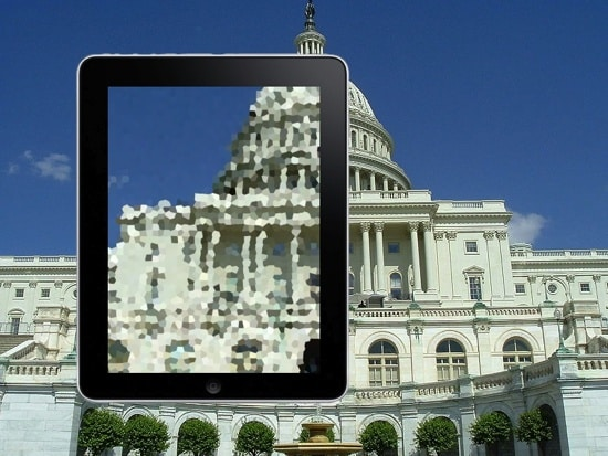 washington ipad art