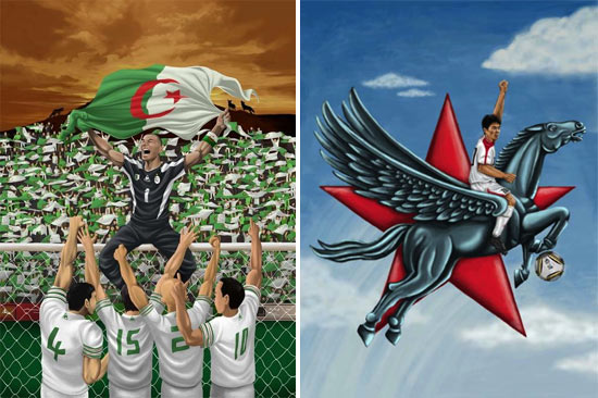 algeria-and-north-korea