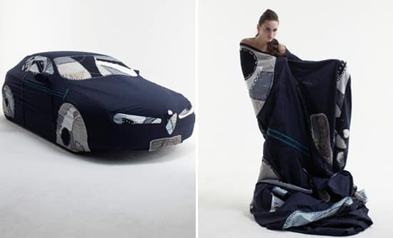 car-cover-girl
