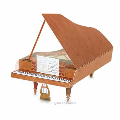 Piano Sold Seperately