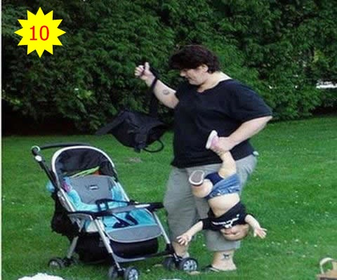 The Top 10 Worst Parent Fails Ever