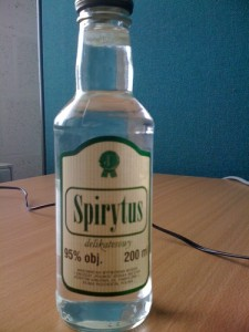 Spirytus Polish Vodka