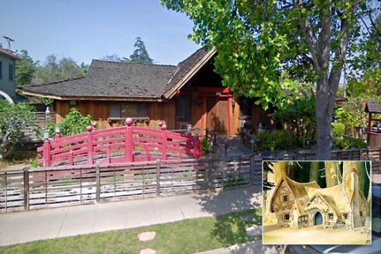 Have a look some inspired or imitation houses for Snow white cottages los angeles