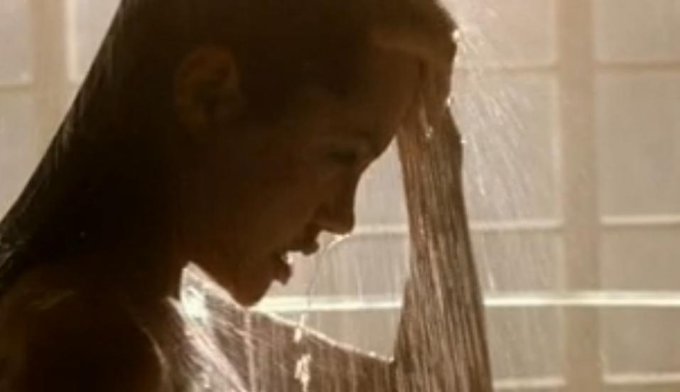 Tomb Raider Shower Scene