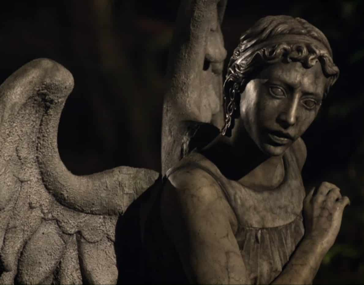 Free Wallpaper Images Weeping Angel Wallpaper