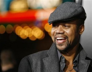 "Actor Cuba Gooding Jr. attends the premiere of ""Avatar"" at the Mann's Grauman Chinese theatre in Hollywood, California"