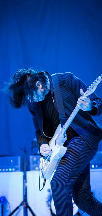 Jack White at FreeFest