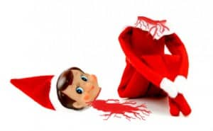 Beheaded Elf