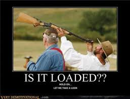 Demotivational Posters and Is It Loaded Poster
