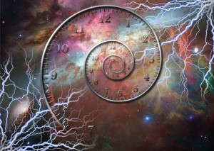 Time Travelling and Time Pieces
