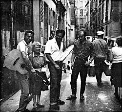 beat generation writers