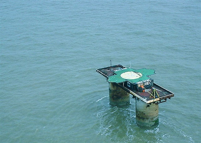 Countries You Have Never Heard Of and Sealand