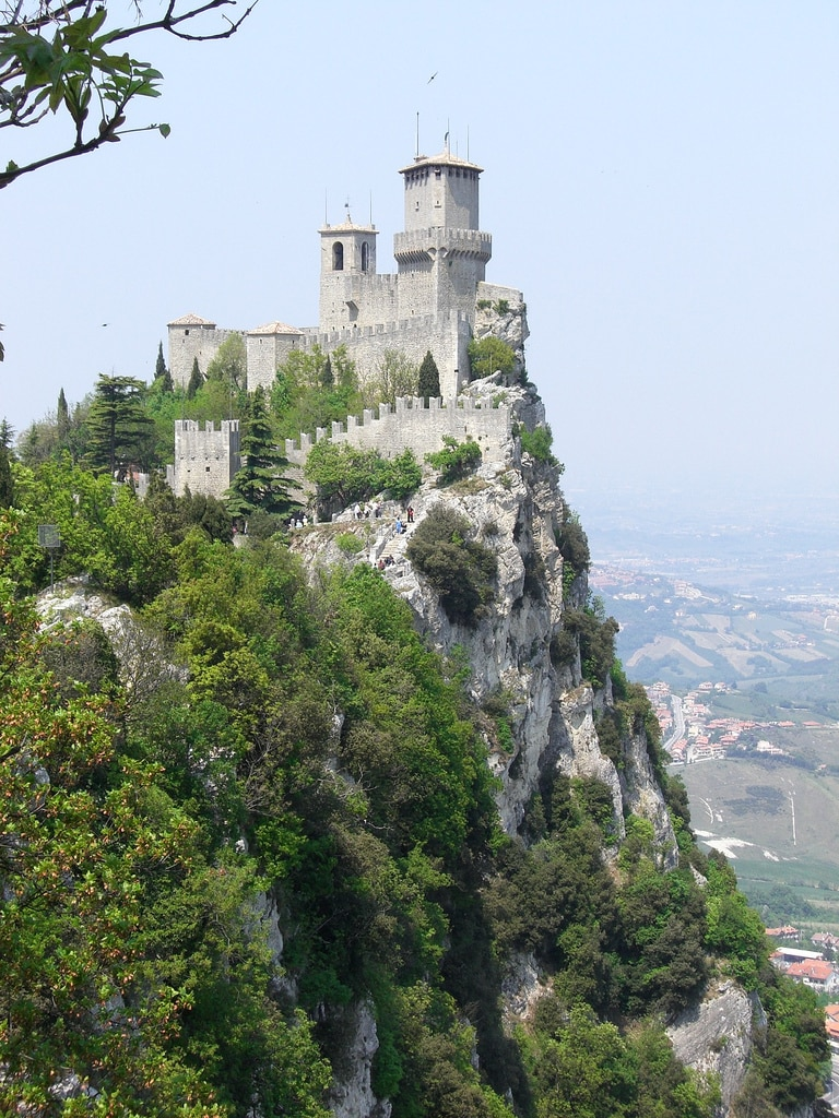 Countries You Have Never Heard Of and San Marino