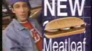 Restaurants That Aren't Around Anymore and BK Meatloaf Sandwich