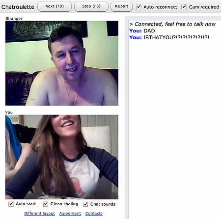 Chat Roulette Daddy
