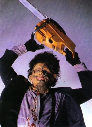 Human Horror Movie Killers and Leatherface