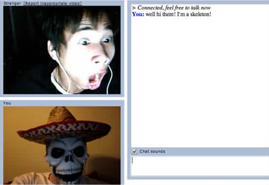 Chat Roulette Ideas