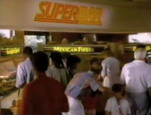 Restaurants That Aren't Around Anymore and Wendy's Superbar