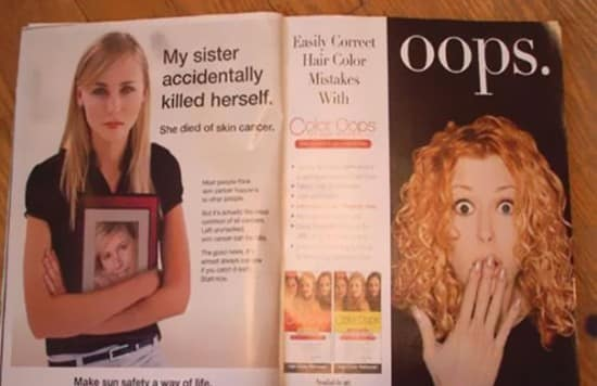 Funny Advertisement Fails And Magazine