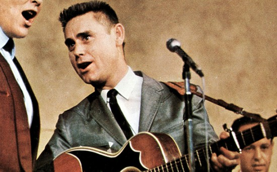 George Jones White Lightning and Real Country Music