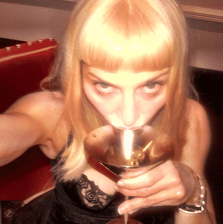 Selfies Gone Wrong and Madonna