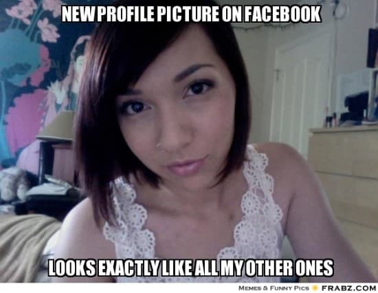 The Funniest Facebook Photo Memes and The Same Picture