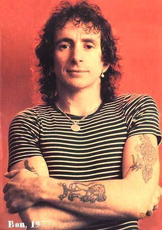 Unusual Celebrity Deaths and Bon Scott