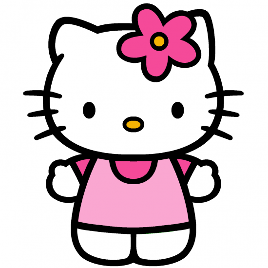 Famous Cats and Hello Kitty