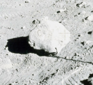 Controversial Points about the Moon Landings and The C Rock