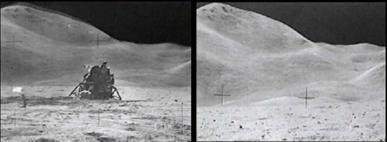 Controversial Points about the Moon Landings and Backgrounds