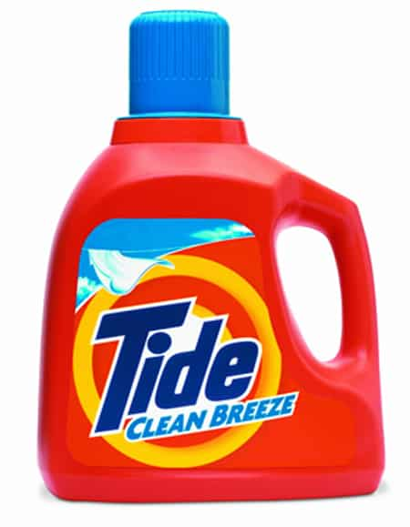 Tide Detergent and Silly Coins and Notes