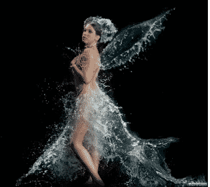 Images That Look Fake and The Water Fairy Image