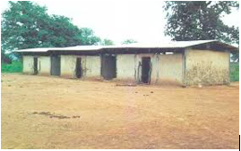 Run-Down School in Ghana