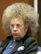 Phil Spector's Weird Hair