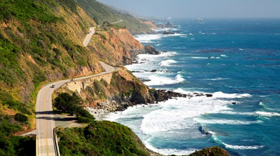 most spectacular roads