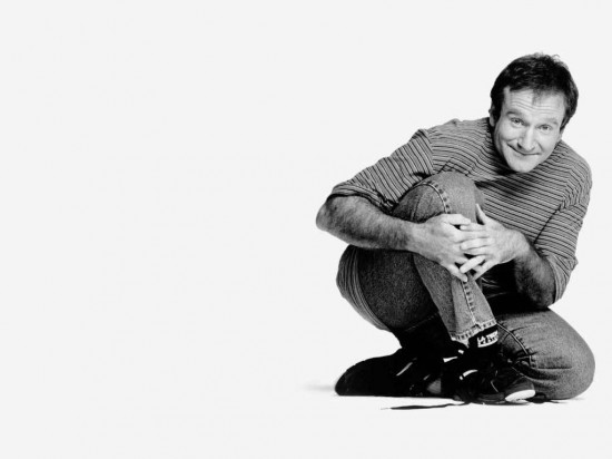 11 Reasons to Say Good-bye to Robin Williams4