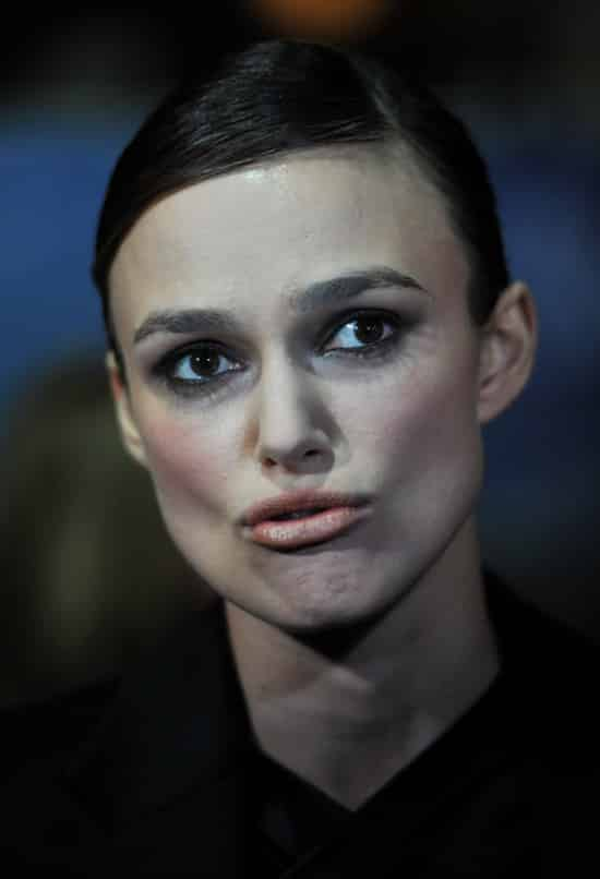 5 Reasons why we don't Like Keira Knightley4
