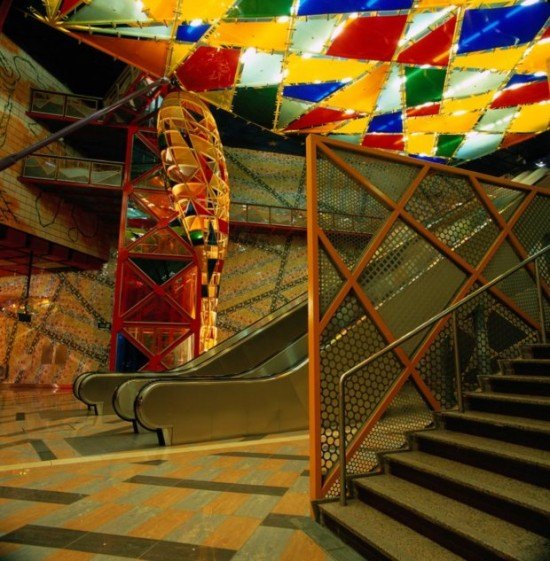 6 of the Most Impressive Subway Stations in the World4
