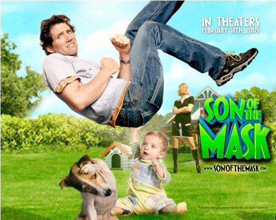 Worse Movie Sequels and Son of the Mask