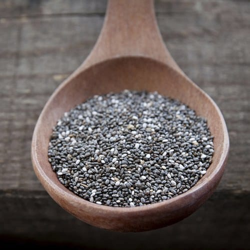 chia seeds efficient ways lose belly fat