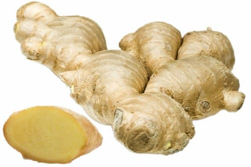 ginger efficient ways lose belly fat