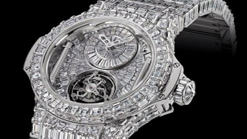 Hublot Diamond luxury watch