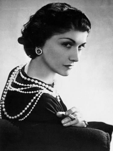 coco chanel most influential fashion designers