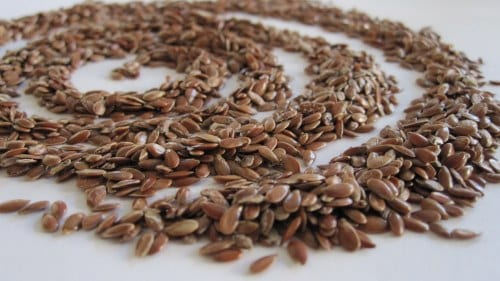 flaxseeds menopausal symptoms